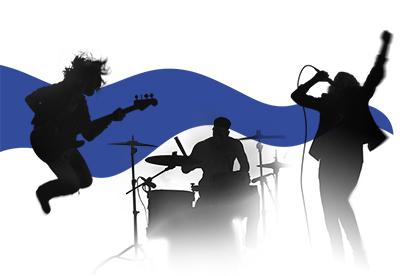 glasbena šola band coaching skupina učenje